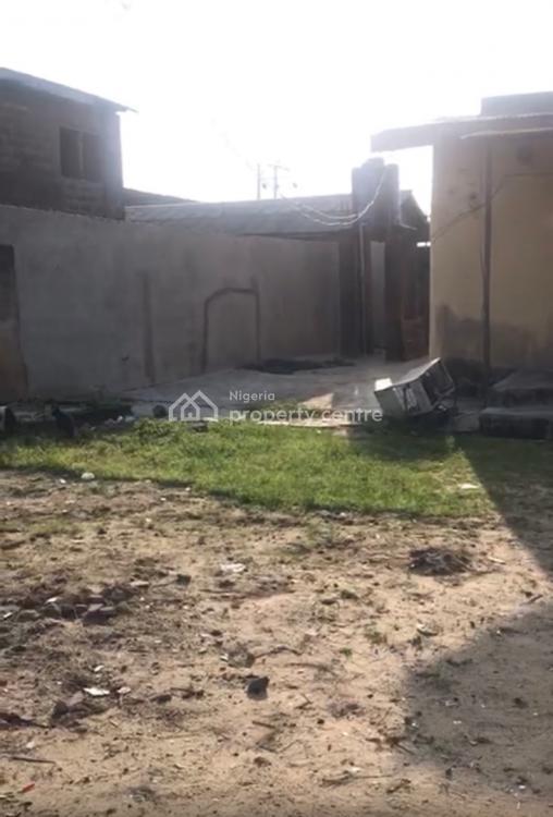 Land with Demolishable Buildings, Ojo, Lagos, Land for Sale