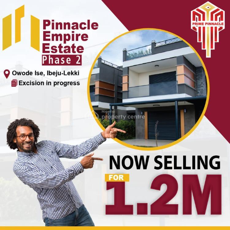 Dry Land, Pinnacle Empire Estate Phase 2, Owode-ise, Ibeju Lekki, Lagos, Mixed-use Land for Sale