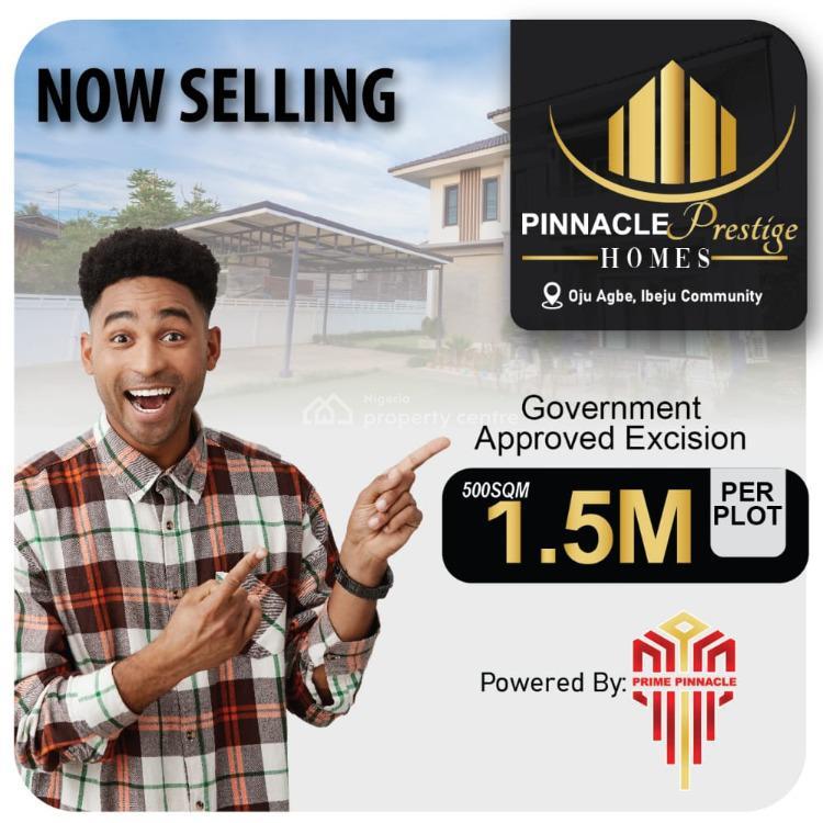 Dry Land, Pinnacle Prestige Homes, Ibeju-agbe, Ibeju Lekki, Lagos, Mixed-use Land for Sale