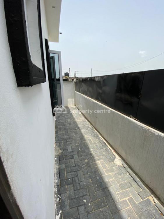 Brand Newly Built 5 Bedrooms Semi Detached Duplex with Bq, Agungi, Lekki, Lagos, Semi-detached Duplex for Rent