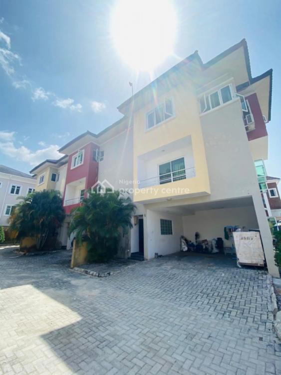 4 Bedroom Terraced Duplex on Two Floor, Ikota, Lekki, Lagos, Terraced Duplex for Rent