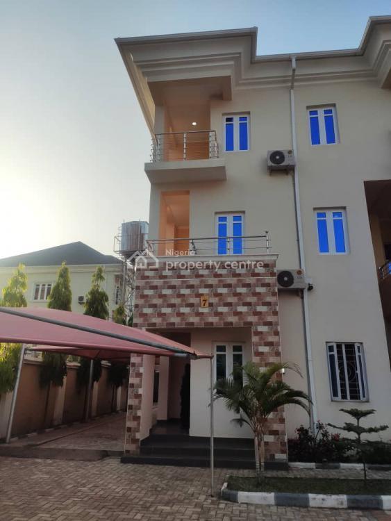4 Bedroom Terraced Apartment, Guzape District, Abuja, Terraced Duplex for Sale