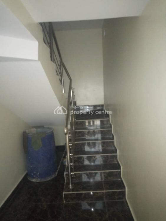 Newly Built 3 Bedrooms Flat, Off Orchid Road, Chevron, Lekki, Lagos, Flat for Rent