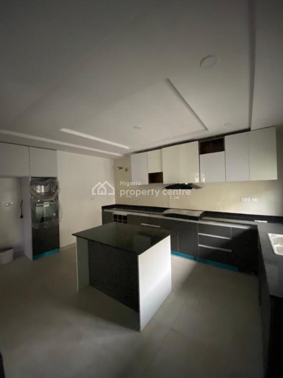 Massive 4 Bedrooms Fully Detached Duplex with Bq, Lekki, Lagos, Detached Duplex for Sale