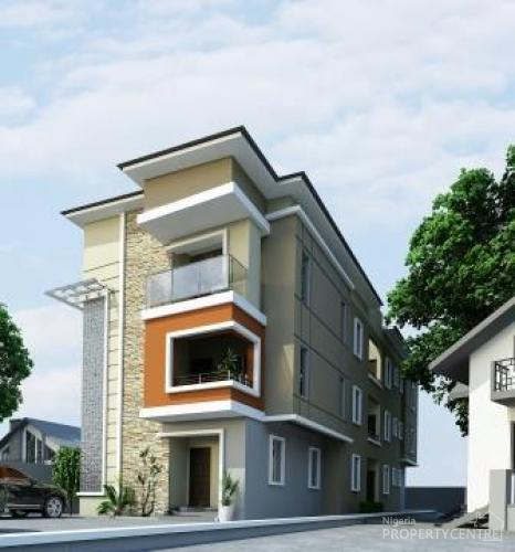 Brand New & Superbly Finished 3 Bedroom Apartment With