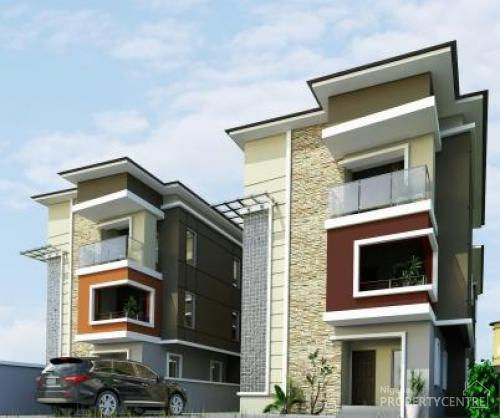 For Rent: Brand New & Superbly Finished 3 Bedroom