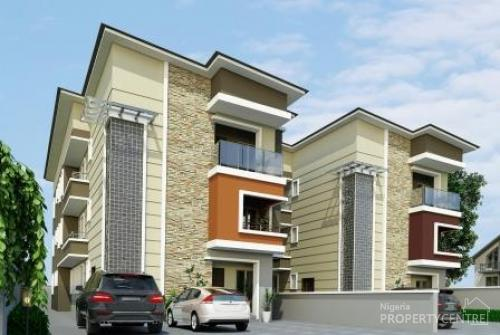 Brand new superbly finished 3 bedroom apartment with for Apartment plans in nigeria