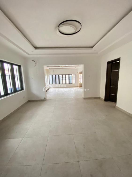 Astonishing Luxury 4 Bedrooms Fully Detached Duplex with Bq (discounted), Chevron, Lekki, Lagos, Flat for Sale