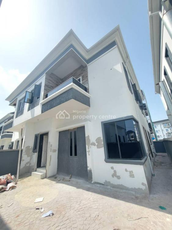 Exquisitely Finished 4 Bedrooms Semi-detached Duplex with a Room Bq, 2nd Toll Gate, Lekki, Lagos, Semi-detached Duplex for Sale