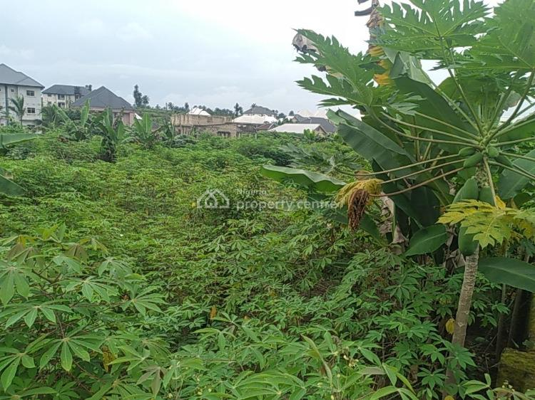 2 Plots of Land, Redemption Estate, Nsukara Offot, Uyo, Akwa Ibom, Residential Land for Sale