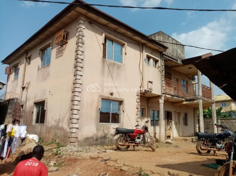 Three Bedroom Bungalow Up and Down, Igando, Alimosho, Lagos, Block of Flats for Sale