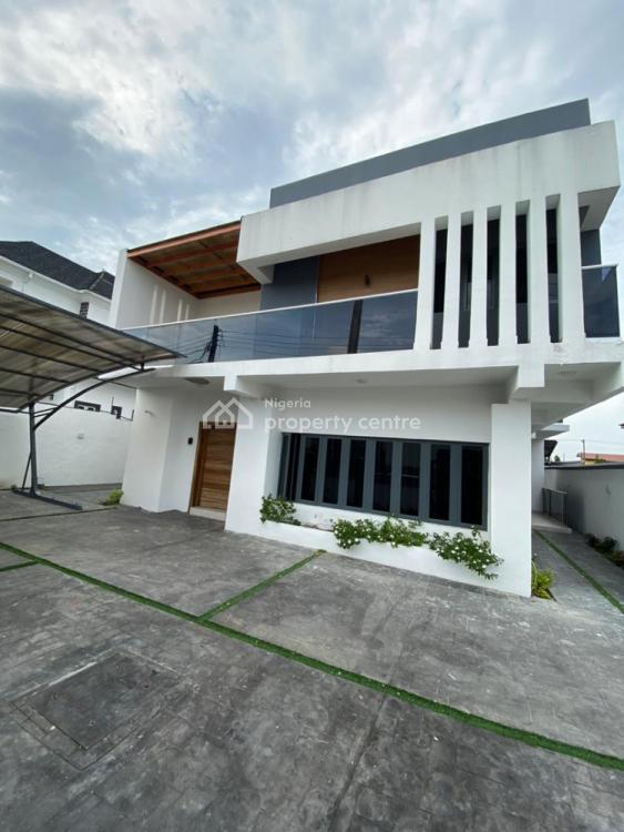 4 Bedroom Duplex and Bq, Chevron, Lekki, Lagos, Detached Duplex for Sale
