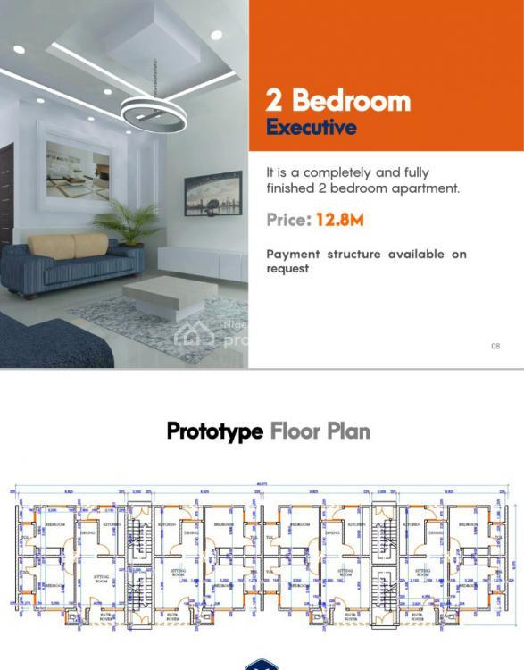 The Atlantica  Apartment, Atlantica Apartment, Opposite Eko Tourist Center., Akodo Ise, Ibeju Lekki, Lagos, Flat for Sale