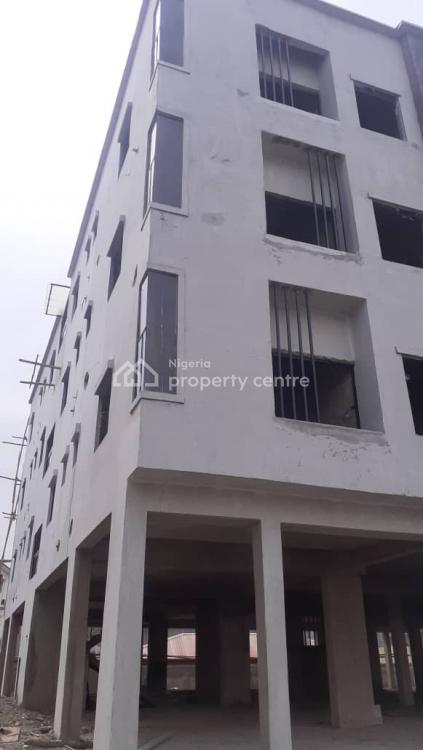 New and Nicely Built Apartments, Osapa, Lekki, Lagos, Flat for Sale