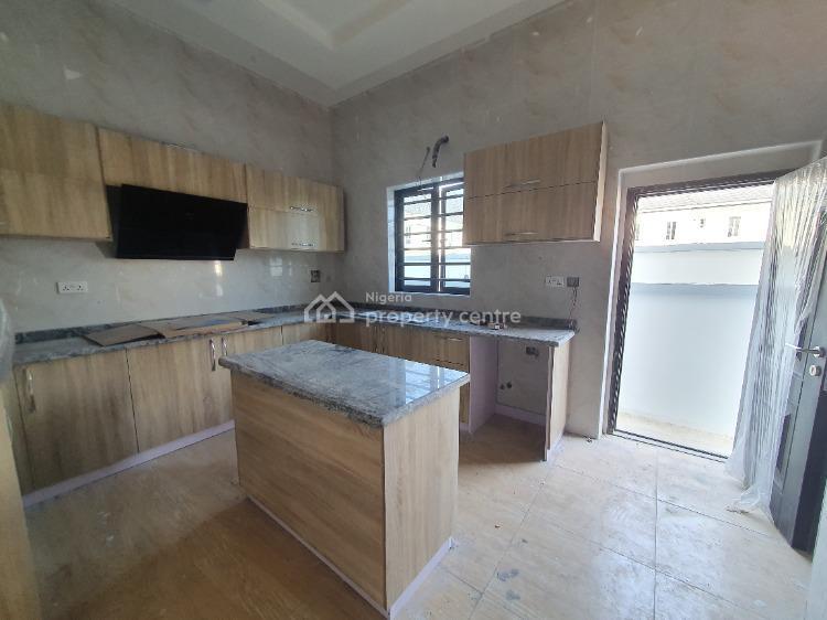 Brand New, Well Located 4 Bedroom Semi-detached Duplex, Chevron, Lekki, Lagos, Semi-detached Duplex for Sale