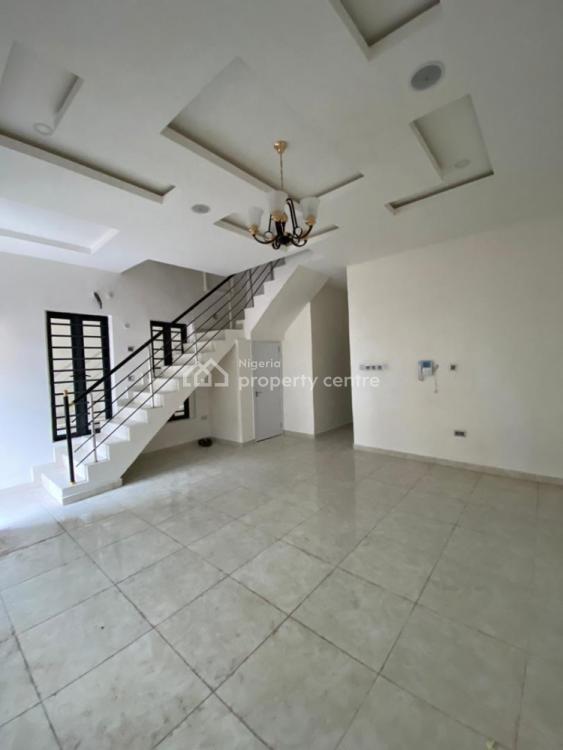 Fully Serviced 4 Bedrooms Semi-detached Duplex in a Serene Estate, Ikota, Lekki, Lagos, Detached Duplex for Sale