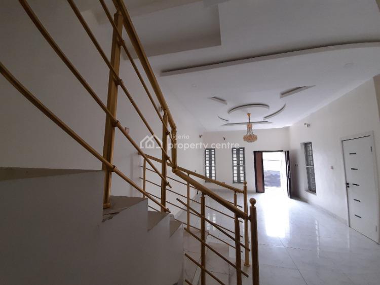 Luxury 4 Bedroom Semi Detached Duplex with Excellent Facilities, Lekki, Lagos, Semi-detached Duplex for Sale