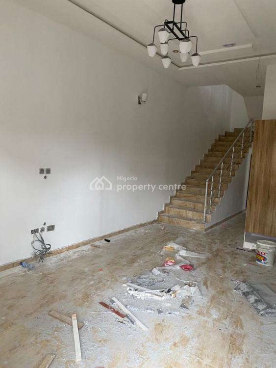 4 Bedroom Fully Duplex, Chevron, Lekki, Lagos, Detached Duplex for Sale