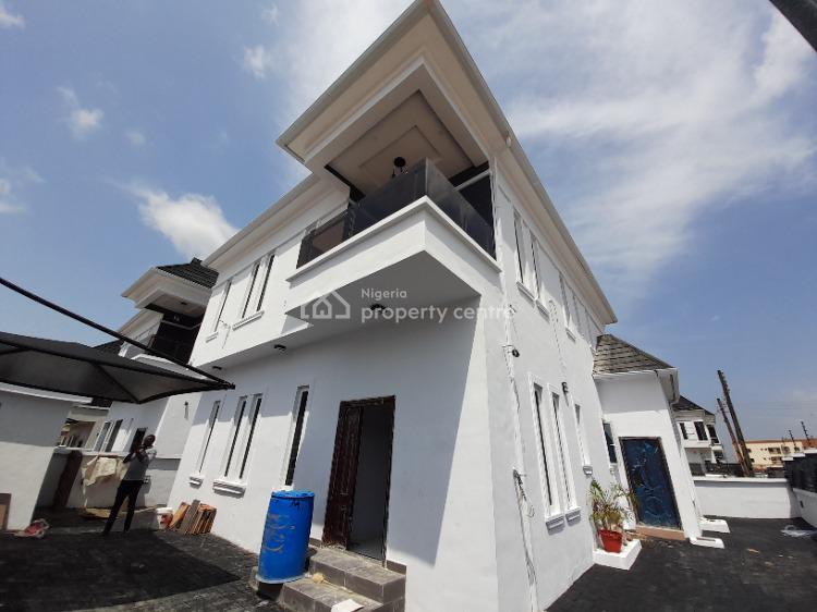 Luxury 4 Bedroom Fully Detached Duplex with Excellent Facilities, Ajah, Lekki, Lagos, Detached Duplex for Rent