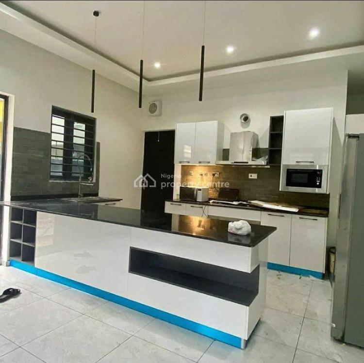 Exquisitely Finished 4 Bedroom Terrace with Bq, Lekki, Lagos, Terraced Duplex for Sale