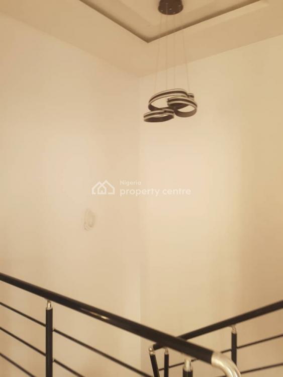 Exclusive Finished 5 Bedrooms Fully Detached Duplex, Agungi, Lekki, Lagos, Detached Duplex for Sale