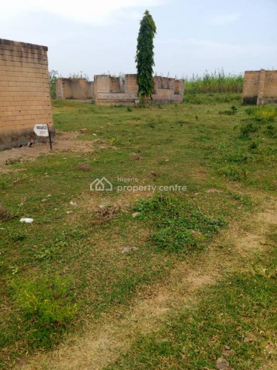 6. 10ha of Land with Uncompleted Structures, Kyami, Abuja, Mixed-use Land for Sale
