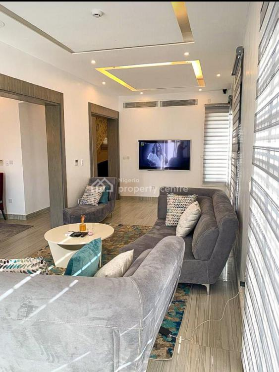 Irresistible Luxury 3 Bedroom Condo, Banana Island, Ikoyi, Lagos, Flat Short Let