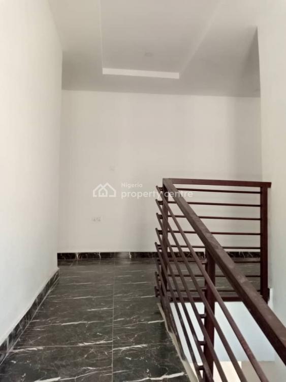 Brand New 4 Bedroom Duplex with Bq, By Sunnyvale Road, Lokogoma District, Abuja, Semi-detached Duplex for Sale