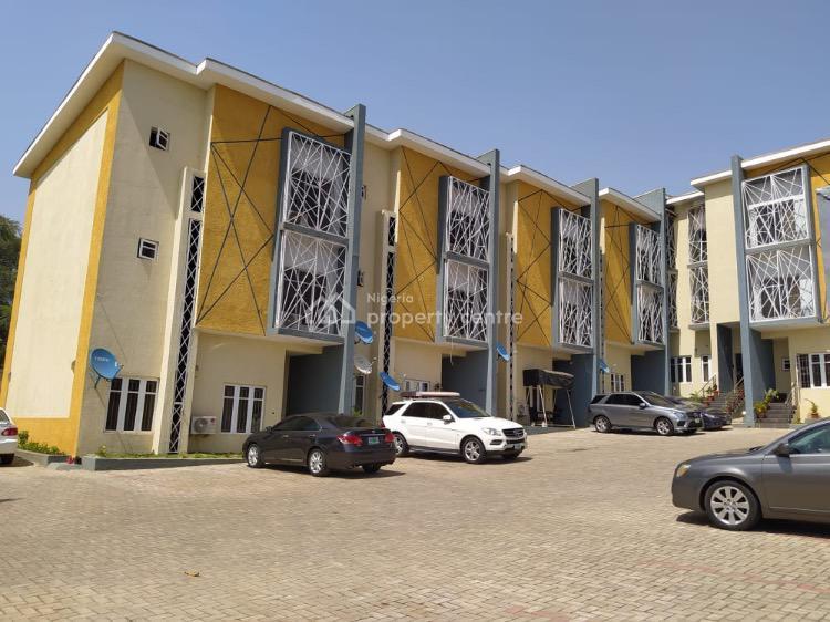 Beautifully Designed 4 Bedroom Spacious Terrace Duplex, Life Camp, Abuja, Terraced Duplex for Rent