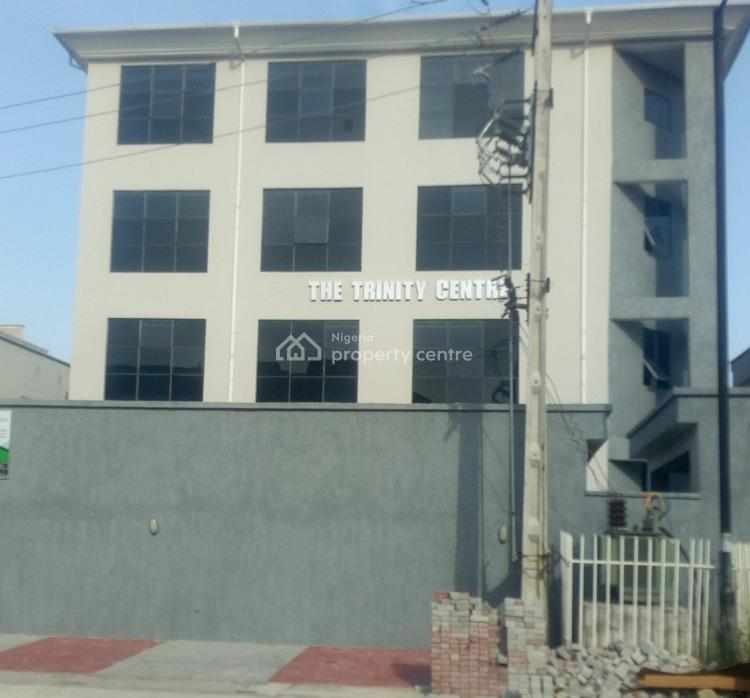 Open Plan Office Space, Right, Lekki Phase 1, Lekki, Lagos, Office Space for Rent