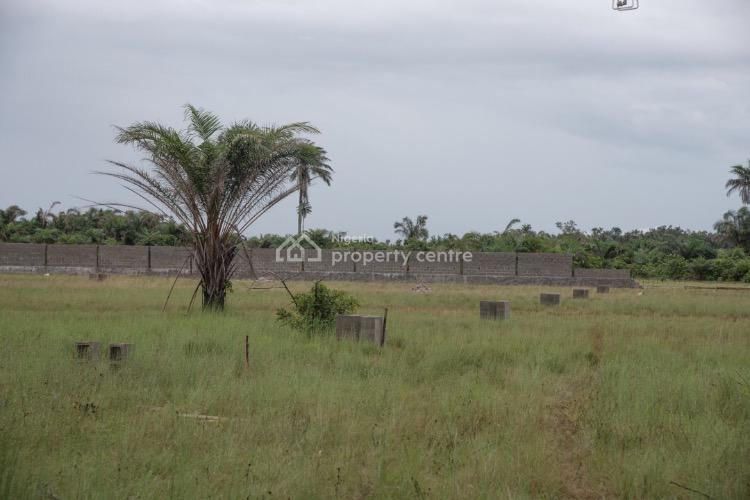Deposit N500k and Get a Land Opposite an International Resort Center, Opposite La Campagne Tropicana Beach Resorts Centre, Ibeju Lekki, Lagos, Mixed-use Land for Sale