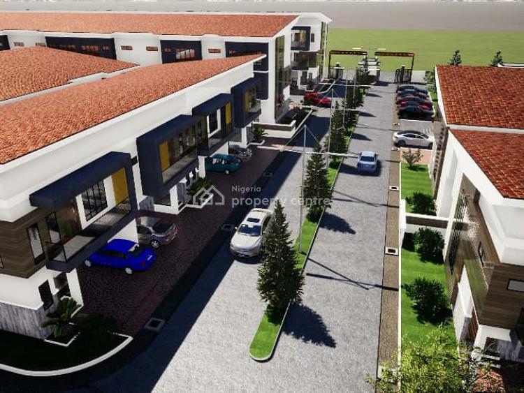 Exquisite Home Plus 18 Months Payments Option and 0% Interest, Ikate, Lekki Phase 1, Lekki, Lagos, Terraced Duplex for Sale