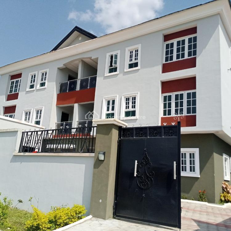 Newly Built Block of Flats, G. R. a, Abijo, Lekki, Lagos, Block of Flats for Sale