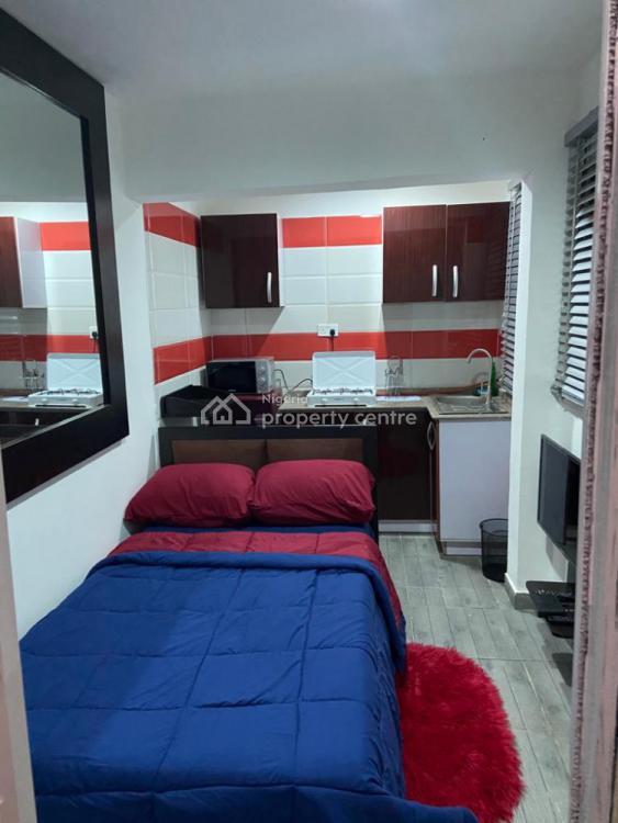 a Mini Studio Apartment, Lekki Phase 1, Lekki, Lagos, Self Contained (single Rooms) Short Let
