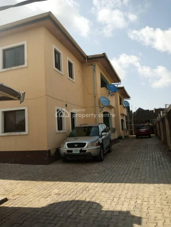 a Room in a Flat Shared Kitchen Only, Cooperative Villa Estate Badore Addo Ajah Lagod, Ajah, Lagos, Self Contained (single Rooms) for Rent