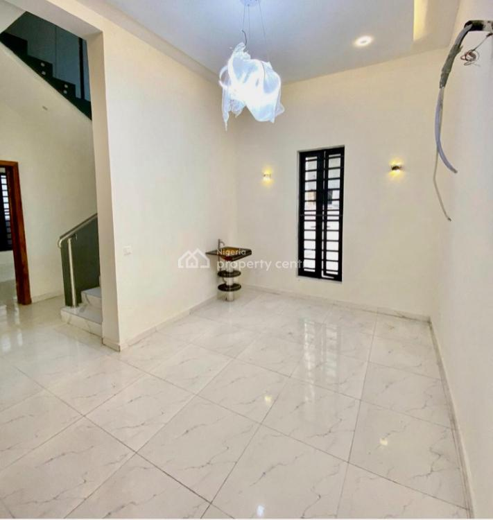 Luxury 5 Bedrooms Detached Duplex with a Room Bq, Osapa, Lekki, Lagos, Detached Duplex for Sale