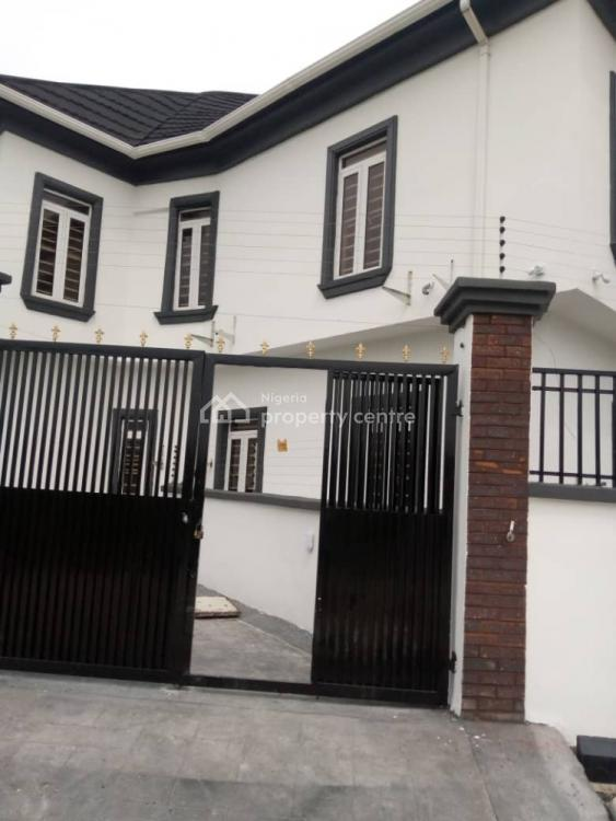 Luxury 4 Bedrooms Semi Detached Duplex with Private Gate, Ikota  Gra, Lekki, Lagos, Semi-detached Duplex for Sale