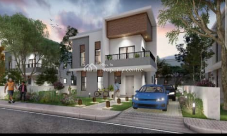 Luxury 4 Bedrooms Duplex, Vale-city View Estate, Lokogoma District, Abuja, Detached Duplex for Sale