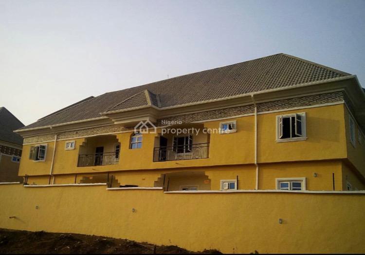 a Storey, 4 Block of Flats with 2 Bedrooms & 2 Bath, Tinker Corner, Off Airport Road, Enugu, Enugu, Block of Flats for Sale