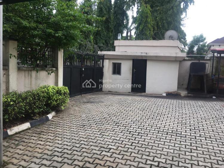 Luxury 4 Bedrooms Serviced Detached Spacious Duplex with 3 Rooms Bq, Utako, Abuja, Detached Duplex for Sale