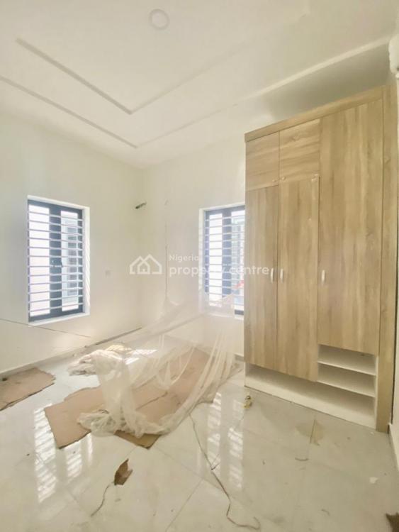 Well Built 4 Bedroom Fully Detached Duplex, Chevron, Lekki, Lagos, Detached Duplex for Sale