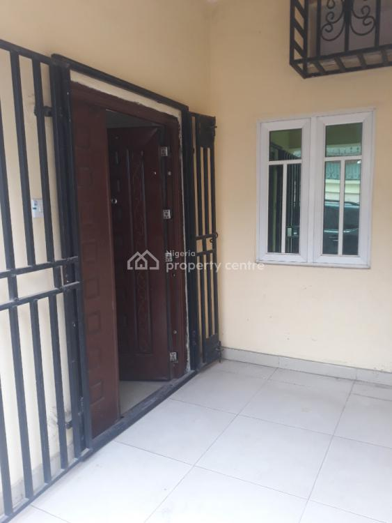 Clean and Lovly 3 Bedroom Flat in a Serene Environment, Lakeview Estate, Amuwo Odofin, Lagos, Flat for Rent