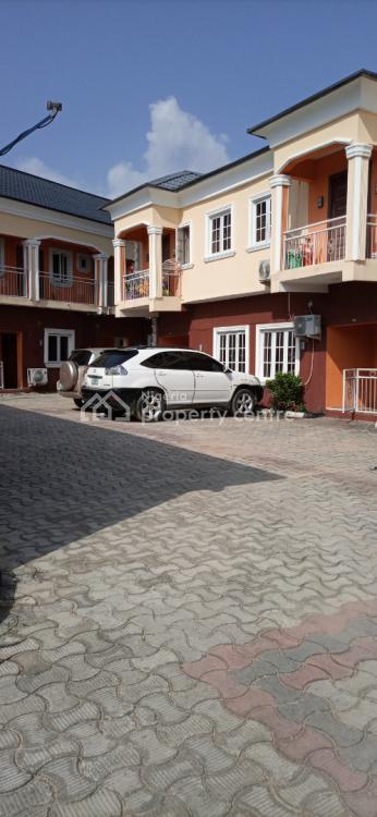 3 Bedrooms Flat, Ologolo, Agungi, Lekki, Lagos, Block of Flats for Sale