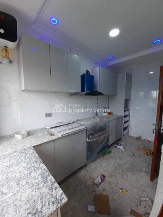 Newly Built 3 Bedroom Flat, Off Conoil Road, Ikate Elegushi, Lekki, Lagos, Flat for Rent