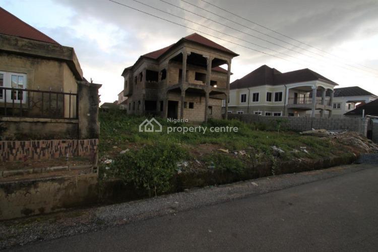 4 Bedrooms Detached Duplex with Space for Bq, Basic Estate, Lokogoma District, Abuja, Detached Duplex for Sale