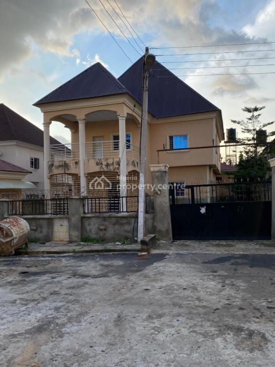 4 Bedrooms Detached Duplex with Bq, Basic Estate, Lokogoma District, Abuja, Detached Duplex for Sale