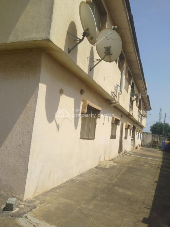 4 Block of 3 Bedrooms Flats, Onikanga, Ayobo, Lagos, Block of Flats for Sale