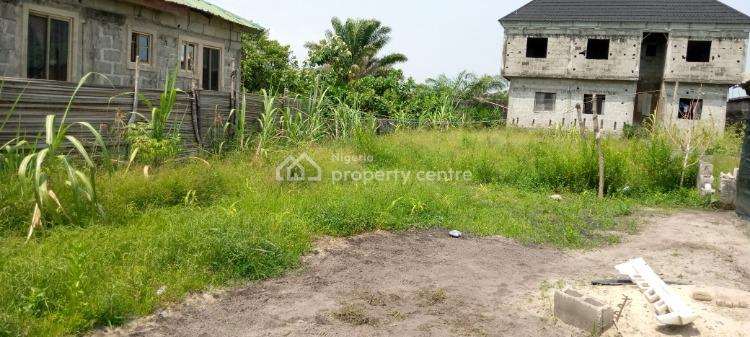 Give Away Half Plot of Land, Abijo, Ajah, Lagos, Residential Land for Sale