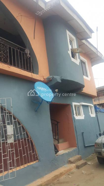 a Storey Building with Couple of Flats, Newsite Estate, Imore, Satellite Town, Ojo, Lagos, Block of Flats for Sale