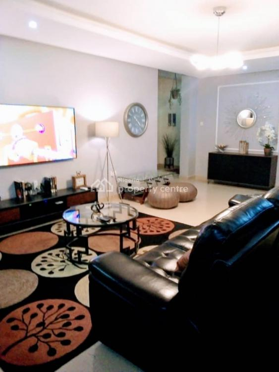 Four Bedroom Penthouse Apartment, Off Eko Street,, Parkview, Ikoyi, Lagos, Flat Short Let